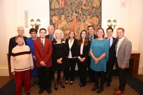 Executive Board 2015-16